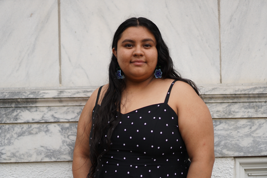 Esther Garcia, Extension Fellow '19