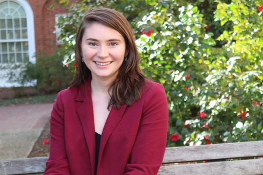 Louisa Sholar, LFNC Fellow '20