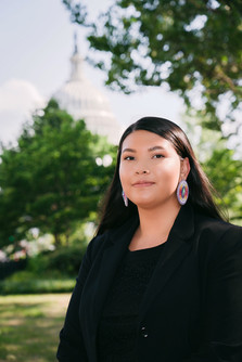 Amerra Webster-Yaqui, Hometown Fellow '19