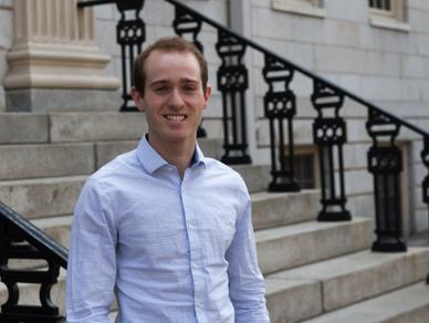 Harvard Graduate Co-Founds Nonprofit Promoting Civic Service