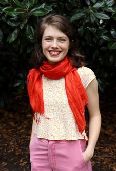 Abigail West, Extension Fellow '19