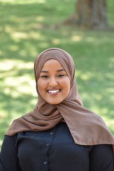 Suidi Hashi, Hometown Fellow '19