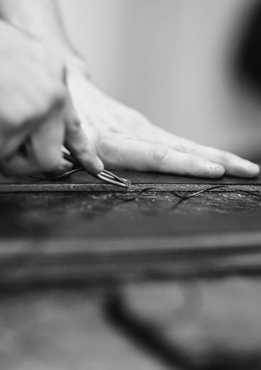 Mackenzie Leather Edinburgh