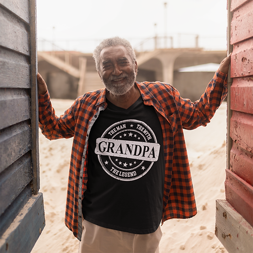 Grandpa The Man, The Myth, The Legend