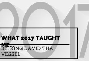 What 2017 Taught Me…(Series)