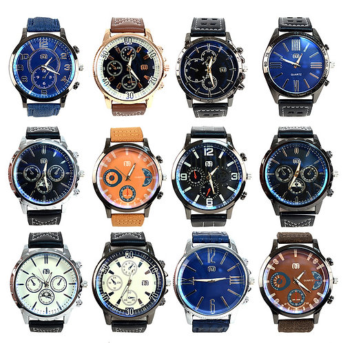 Men's Casual Boxed Watches