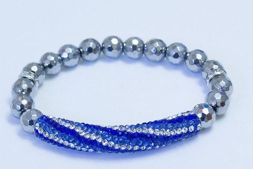 Swarovski Crystals/Rhinestone Bracelet