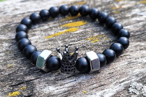 King's Collection Men's Bracelet