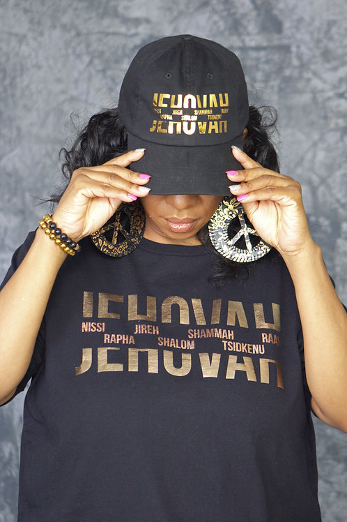 The Jehovah Snapback Hat