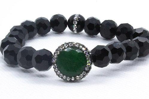 Women's Black Bracelet