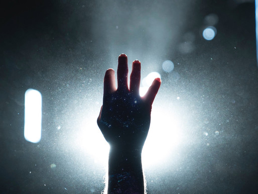 The Art of Surrender:  Brokenness