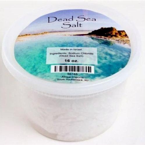 Dead Sea Bath Salt - 1 Lb.