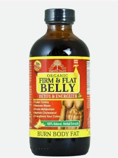 Organic Firm & Flat Belly Detox- 8oz