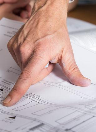 Rechtsanwalt Baurecht Architektenrecht Baupläne