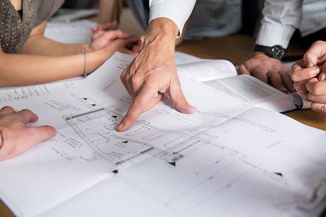 Planung Umbau Neubau Revitalisierung
