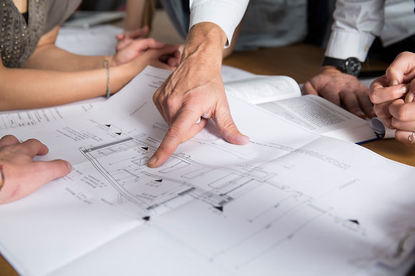Residential Constructon Plans