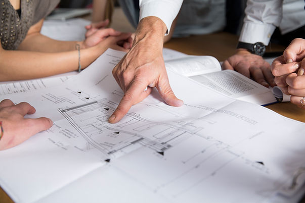 New build Self Build Project Management based on experience
