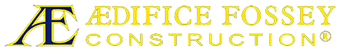 logo aedifice fossey