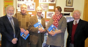 Book Launch - Gillingham School History