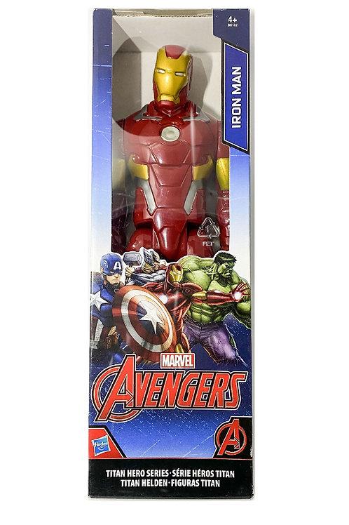 Marvel titan hero series Iron man