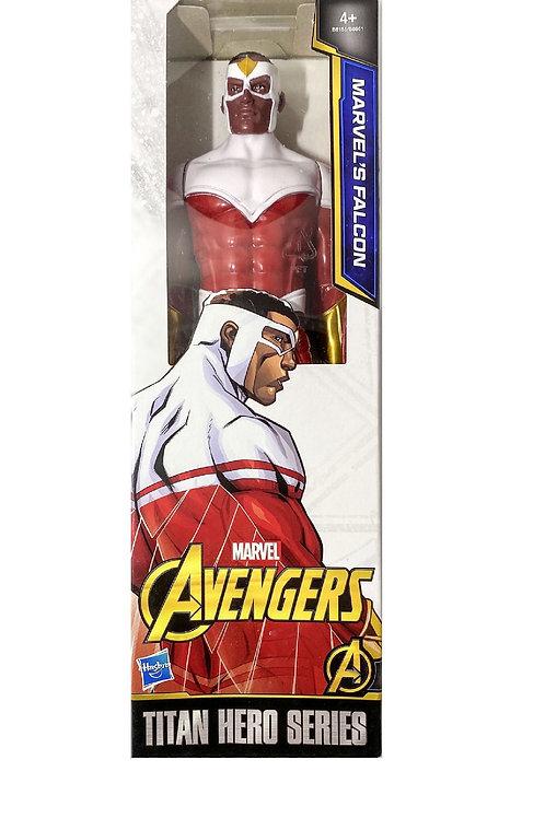 Marvel titan hero series falcon