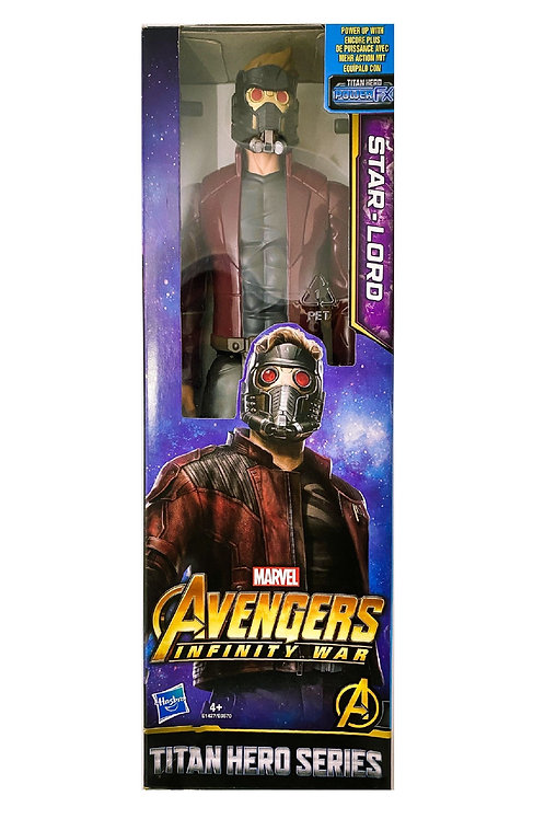 Marvel titan hero series star lord
