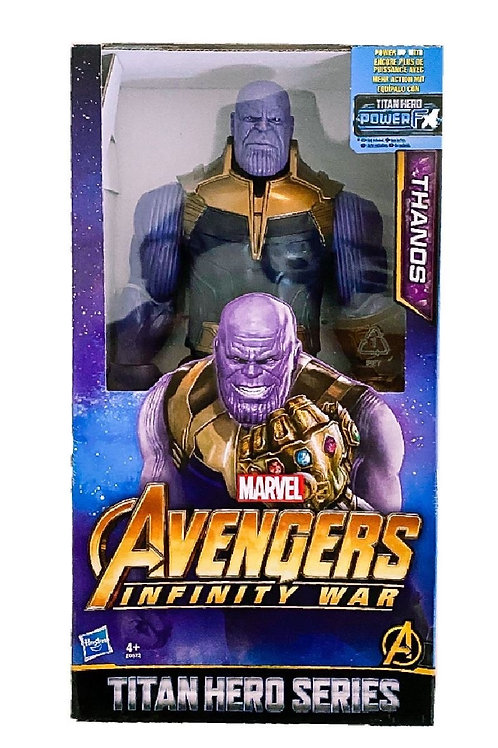 Titan Hero Series Thanos