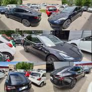Traitement solaire Tesla model 3
