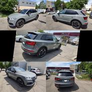 Traitement solaire Audi Q5