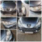 Rénovation d'optiques sur cette Peugeot