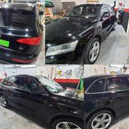 Traitement solaire sur ce Audi Q5