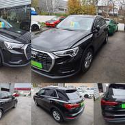 Traitement solaire sur cette Audi Q3