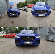 Covering noir 3m Jaguar F pace S
