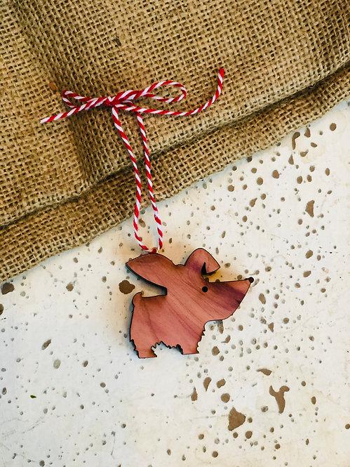 Mutt Ornament