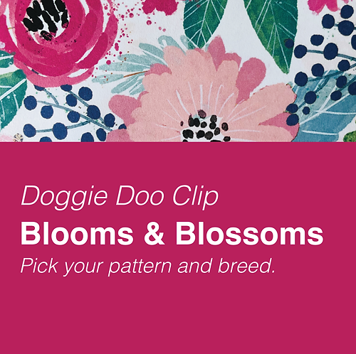 BLOOMS & BLOSSOMS PATTERNS