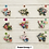 Thumbnail: Floral Doggie Doo Clips