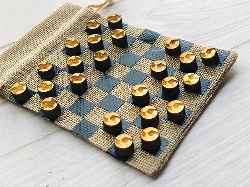 Dog Checkers