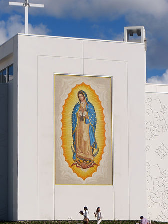 Miami, FL Our Lady of Guadalupe 121415 0