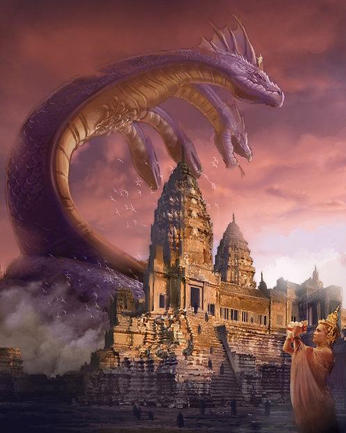 Chrysalis Cambodia Goddess Retreat