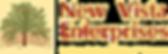 New Vista Enterprises Logo | Landscape Design | Cleveland OH