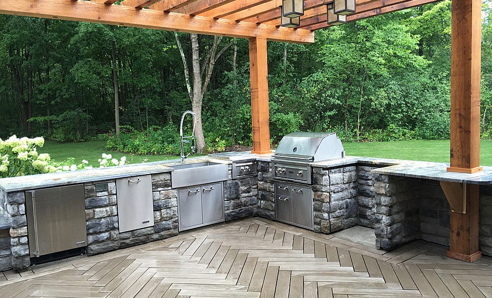 Thinking About an Outdoor Kitchen? Ask These Questions First . . .