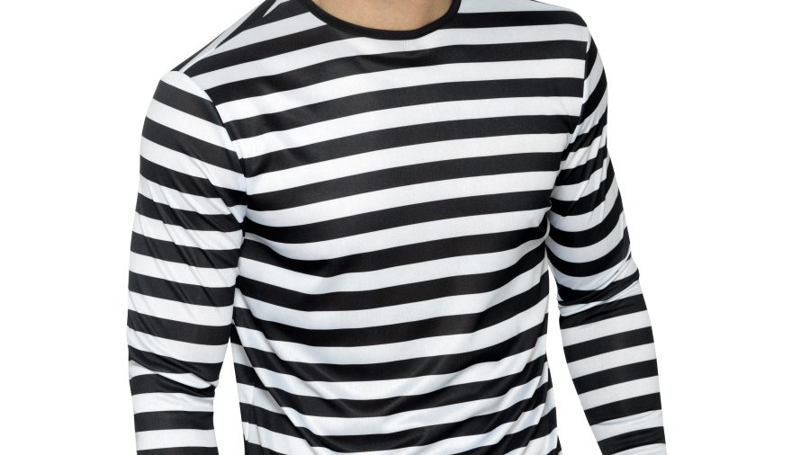 Striped Long Sleeve Pirate shirt
