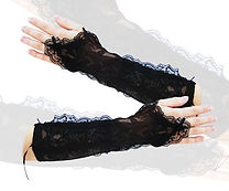 Pirate long gloves
