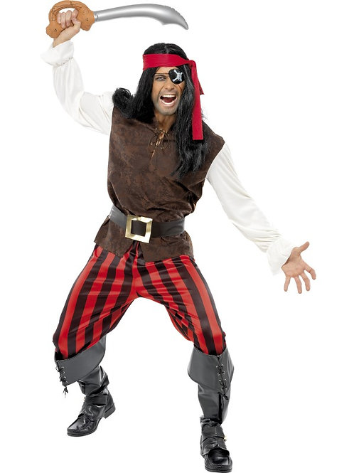 Pirate shipmate costume