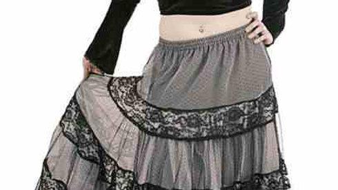 1539 Long Skirt