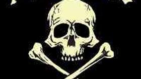 Pirates for Hire Sticker