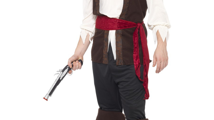 Male Pirate Costume