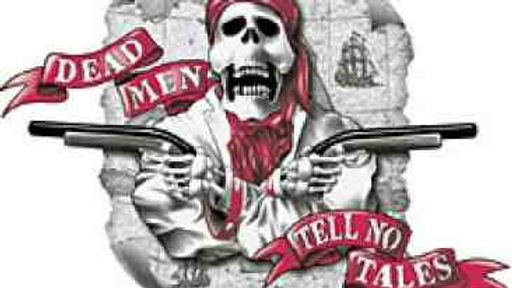 Deadmen Tell No Tales (red)