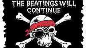 Beatings Sticker