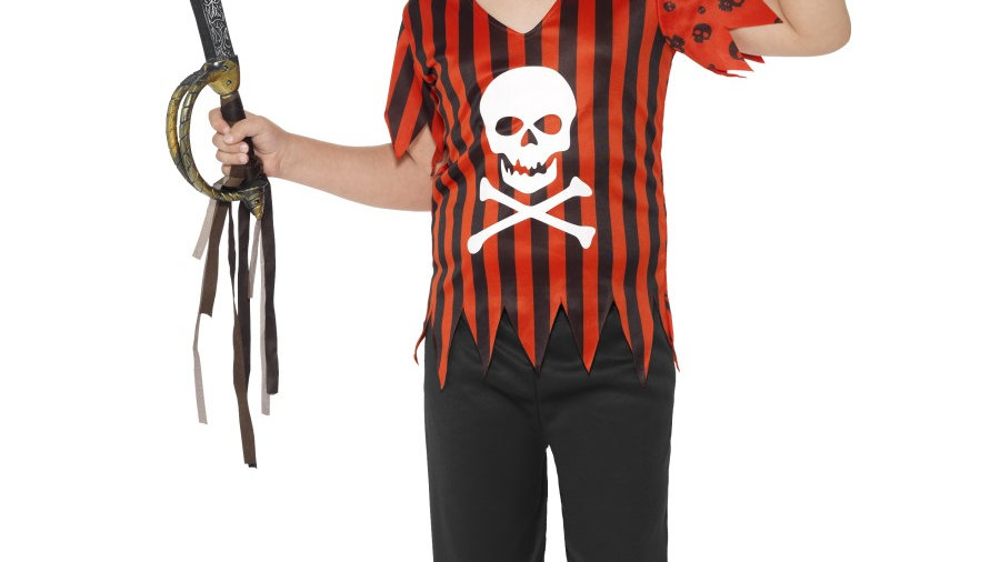 Jolly Roger Costume